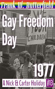 Gay Freedom Day, 1977
