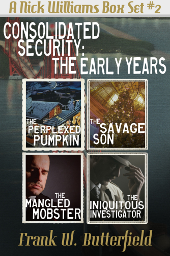 Consolidated Security: The Early Years