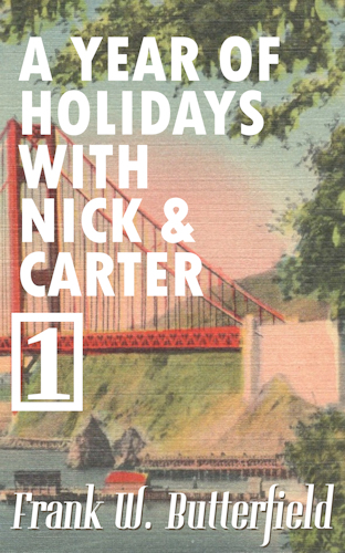 A Year of Holidays with Nick & Carter, Volume 1
